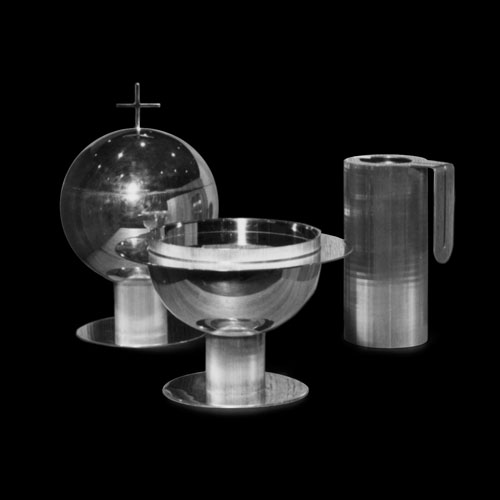 LMV_Liturgical Objects for St. Peter Church New York